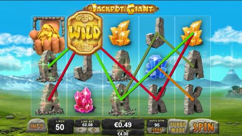 Captura de pantalla Jackpot Giant
