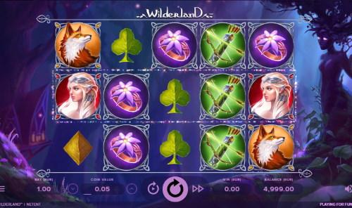 Captura de pantalla Wilderland